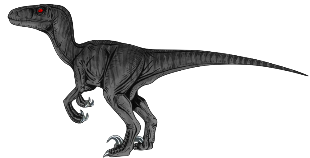 Velociraptor PNG Transparent HD Photo SVG Clip arts