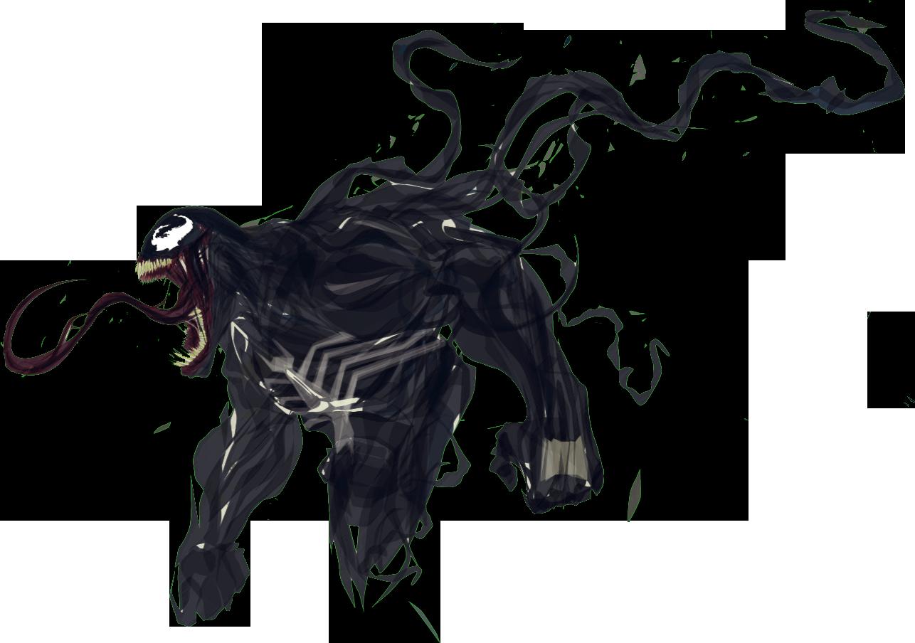 Venom PNG Transparent Image SVG Clip arts