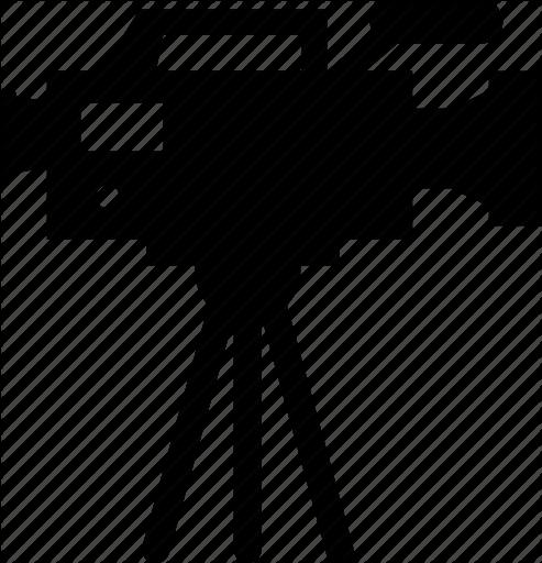 Video Camera Tripod Transparent Background PNG, SVG Clip ... (493 x 512 Pixel)