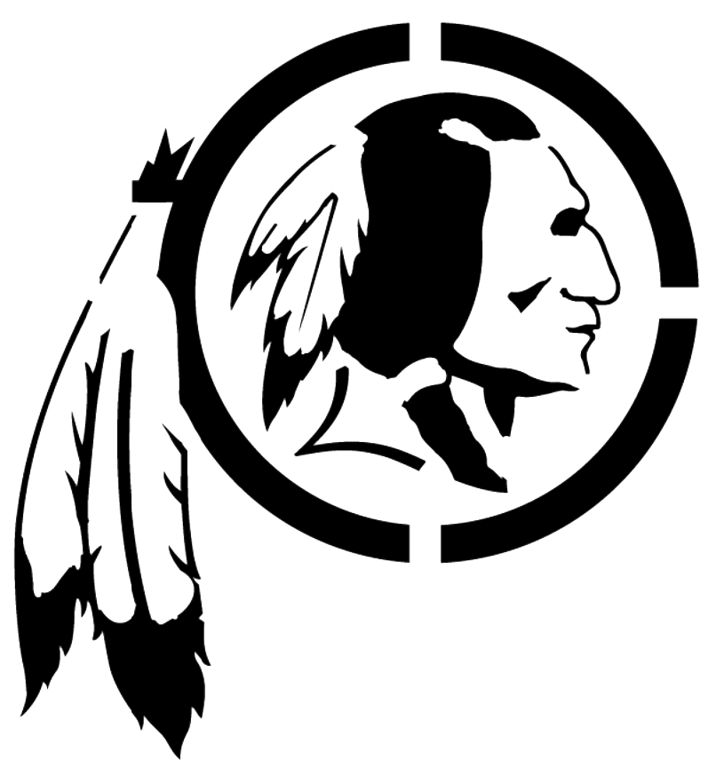 Washington Redskins PNG Image SVG Clip arts