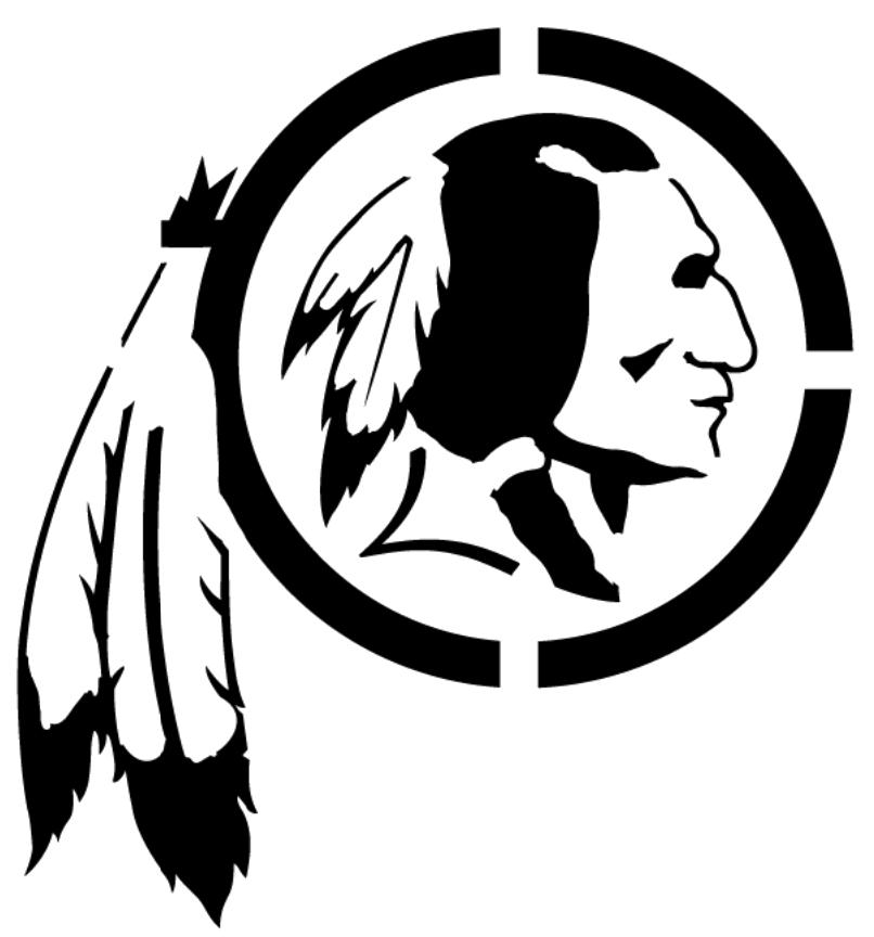 Washington Redskins PNG Image SVG Clip arts