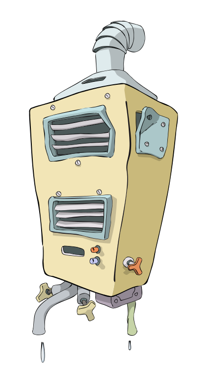 Water Heater PNG Image SVG Clip arts