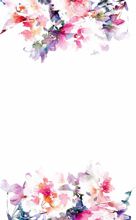 Watercolor Flowers PNG HD Quality SVG Clip arts
