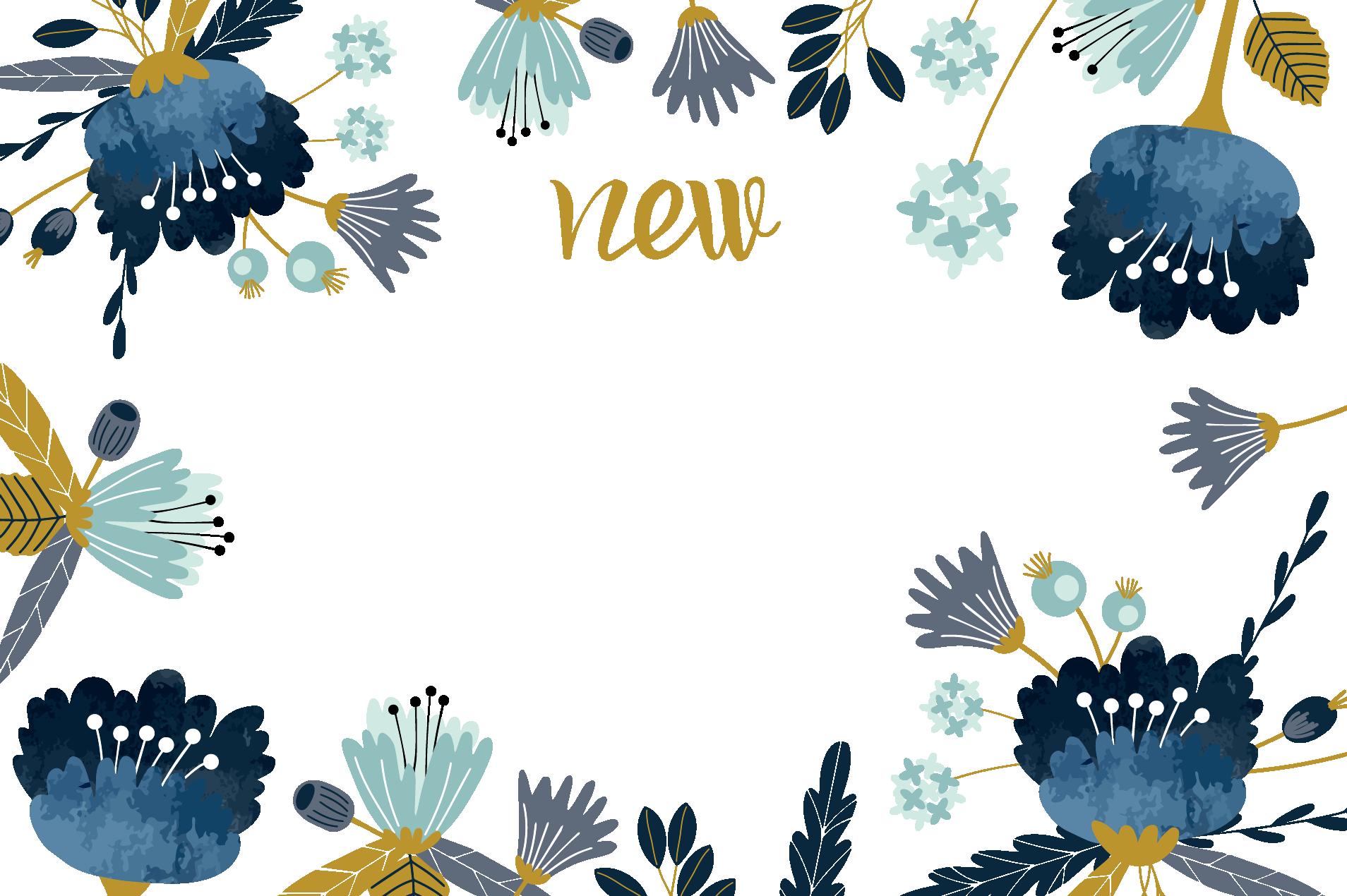 Watercolor Flowers PNG Transparent Photo SVG Clip arts