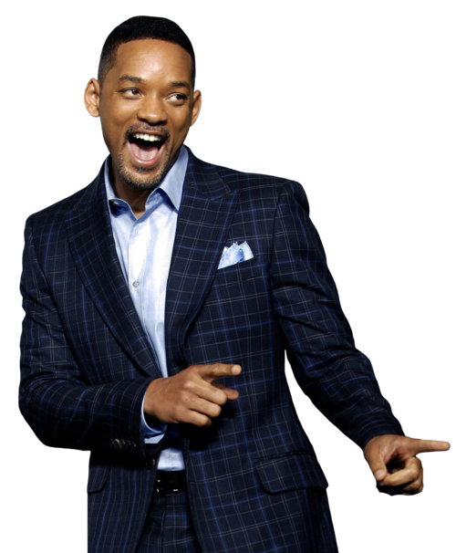 Will Smith PNG HD Quality SVG Clip arts