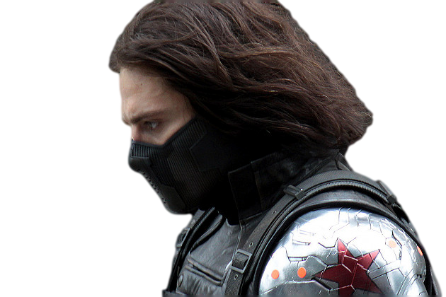 Winter Soldier Bucky PNG Pic SVG Clip arts
