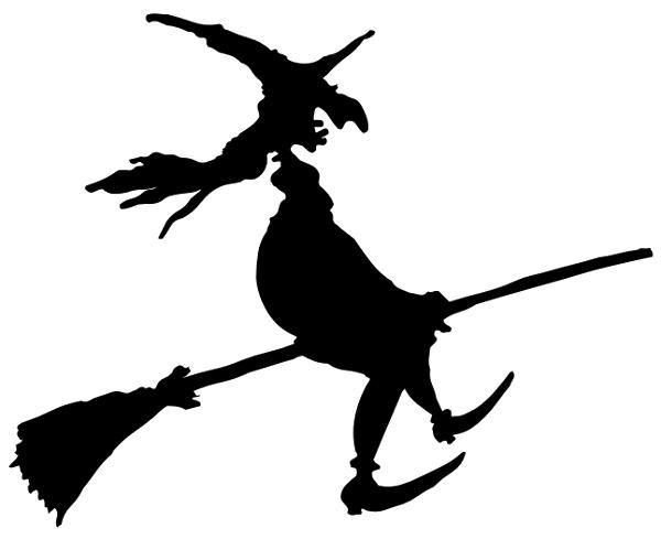 Witch Transparent PNG SVG Clip arts
