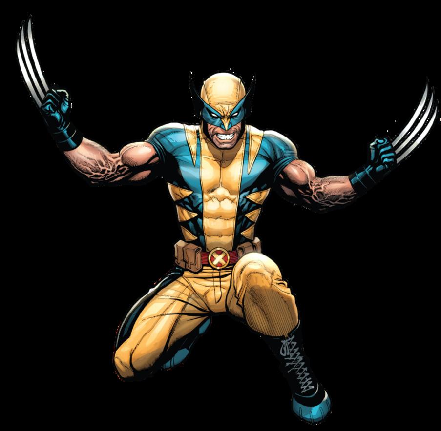Wolverine PNG File SVG Clip arts