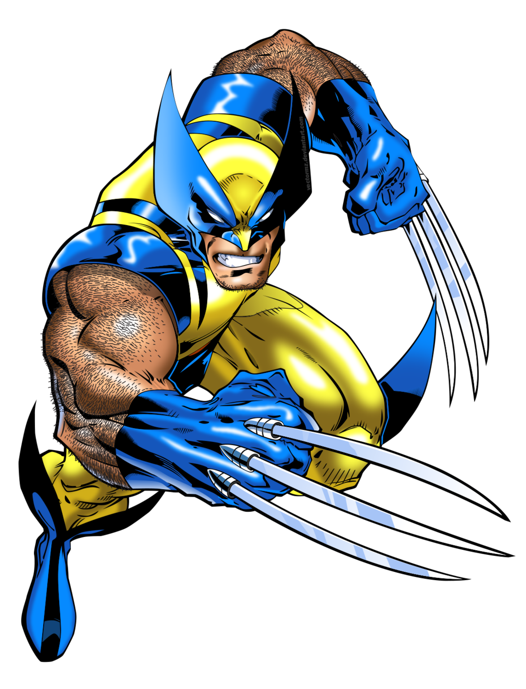 Wolverine PNG Pic SVG Clip arts