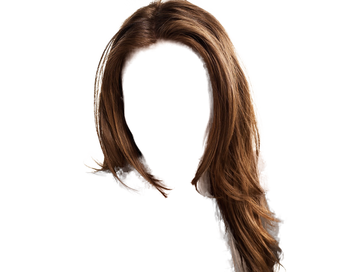 Women Hair PNG Transparent SVG Clip arts