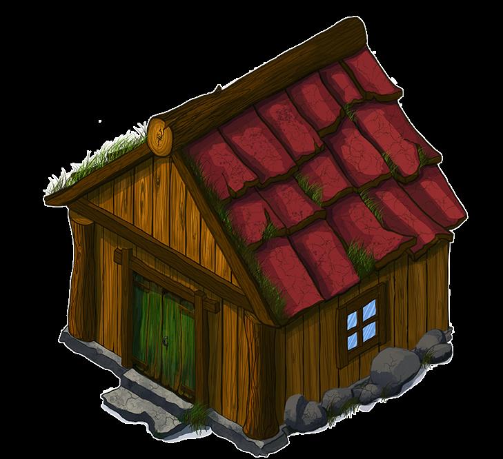 Wooden House PNG File PNG, SVG Clip art for Web - Download ...