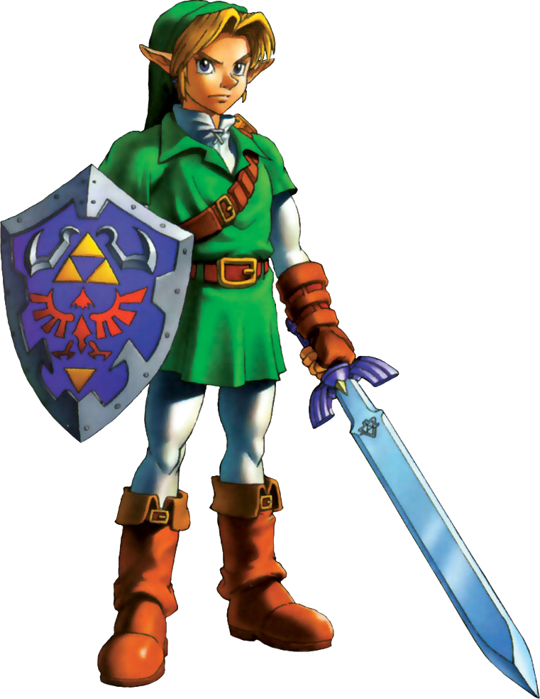Zelda Link PNG Transparent Picture SVG Clip arts