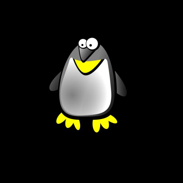 Penguin Cartoon PNG Clip art