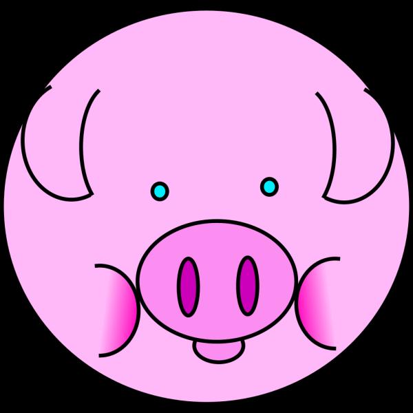 Pig 8 PNG Clip art