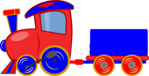Loco Train Art PNG images