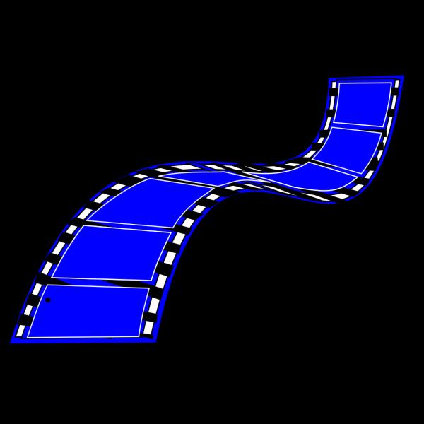 Blue nanpoint PNG Clip art