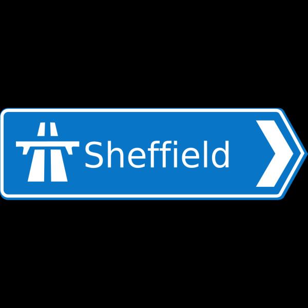 Motorway Sign 4 PNG Clip art