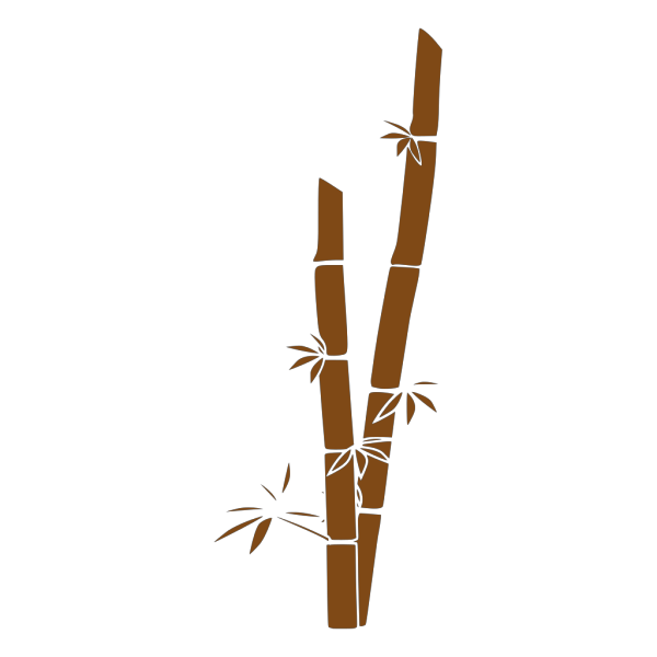 Brown Bamboo PNG images