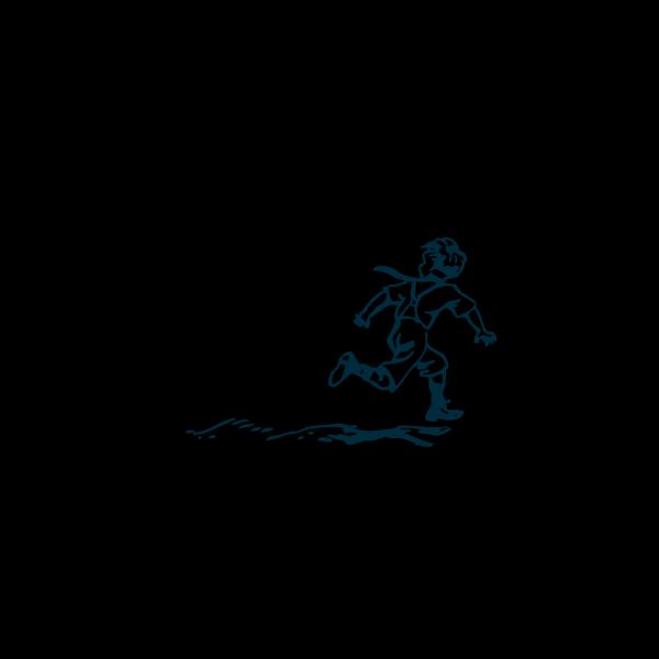 Running Boy PNG Clip art