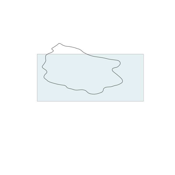 Iceberg Diagram PNG icon