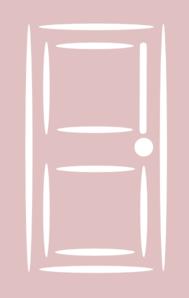 Ancient Door PNG Clip art