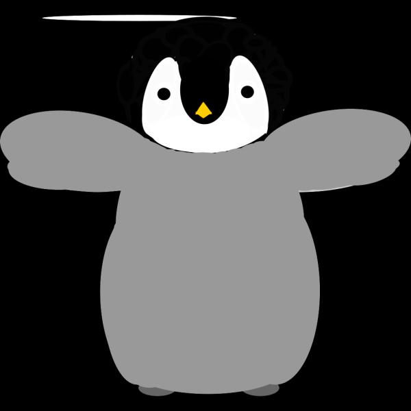 Penguin Tux Linux PNG images