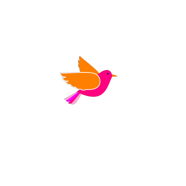 Pink Birds PNG icon