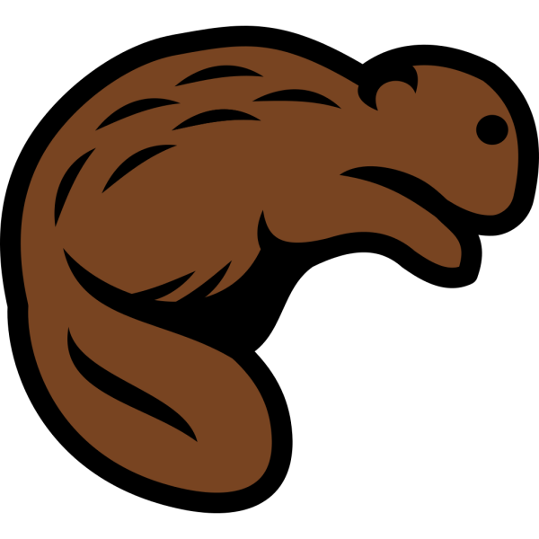 Beaver PNG Clip art