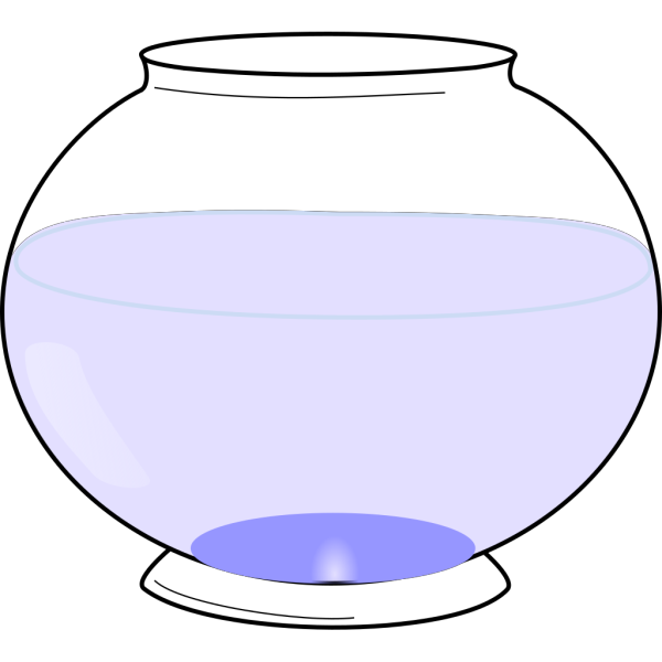 Fishbowl PNG images