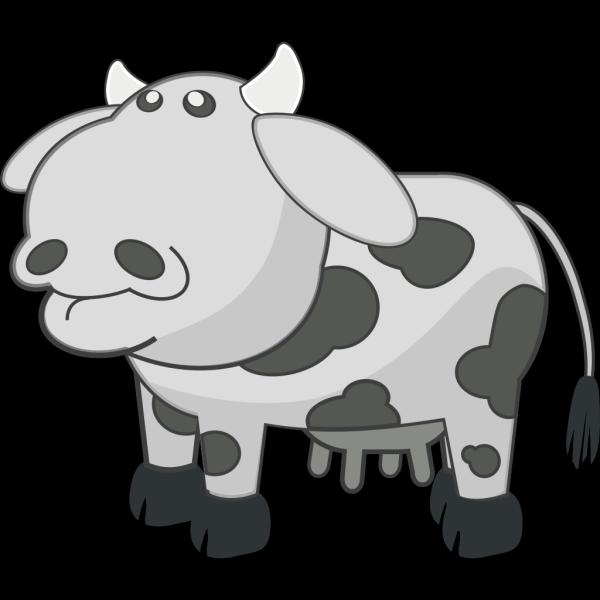 Cow 12 PNG Clip art