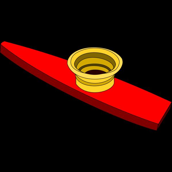Kazoo PNG Clip art