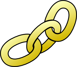 Chain PNG images