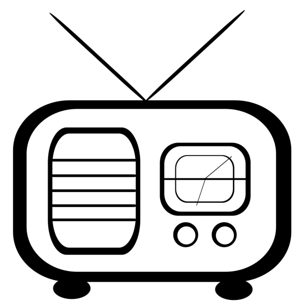 Radio PNG icons