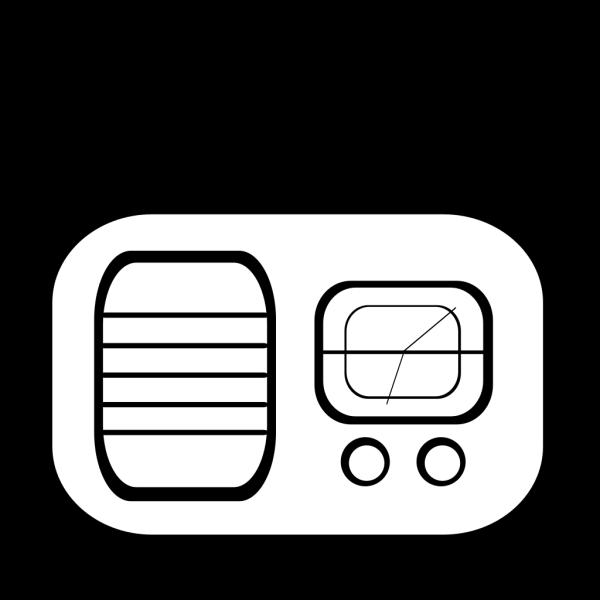 Radio PNG Clip art