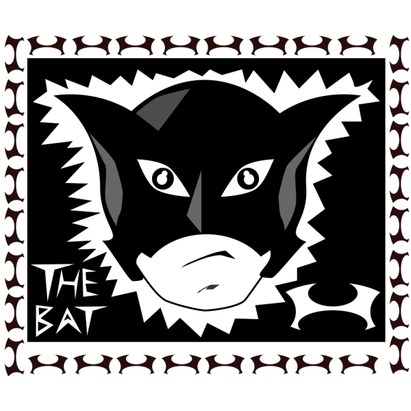 The Bat PNG Clip art