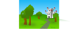 Castle On The Hill PNG images
