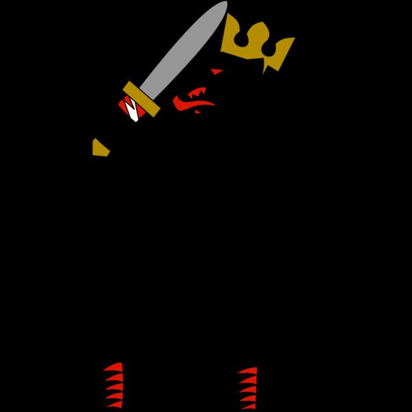 Bear Rampant PNG Clip art