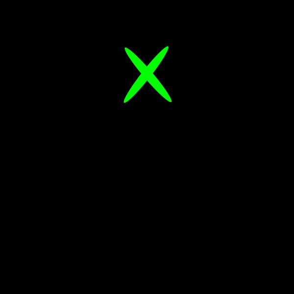 X Code Live Or Die PNG Clip art