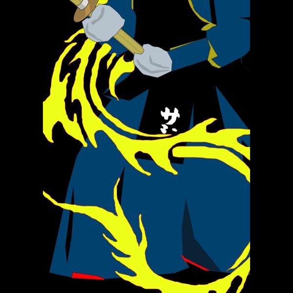 Kendo PNG Clip art