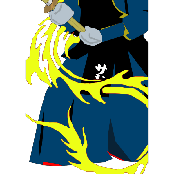 Kendo PNG image