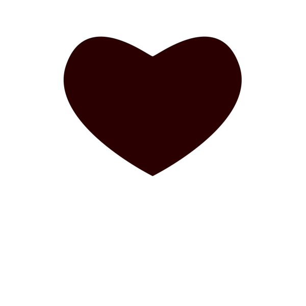 Heart Raggedy PNG Clip art