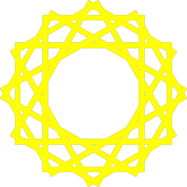 Yellow & Black Birdie PNG Clip art