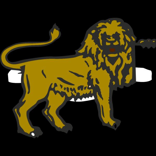 Lion 9 PNG Clip art