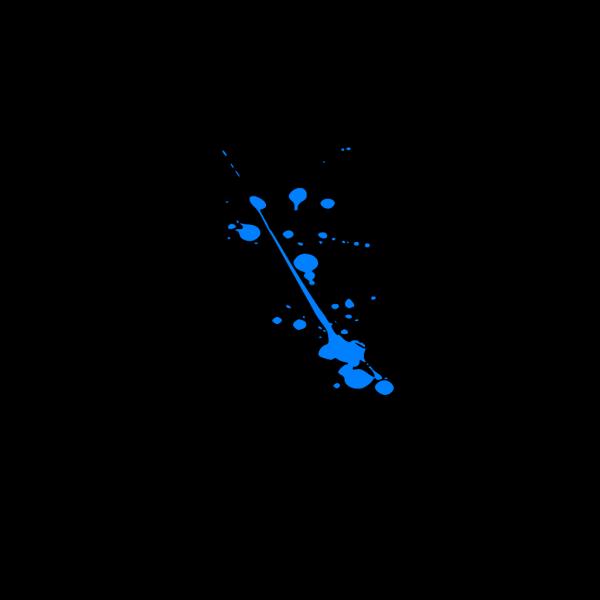 Long Splitter Splatter PNG Clip art