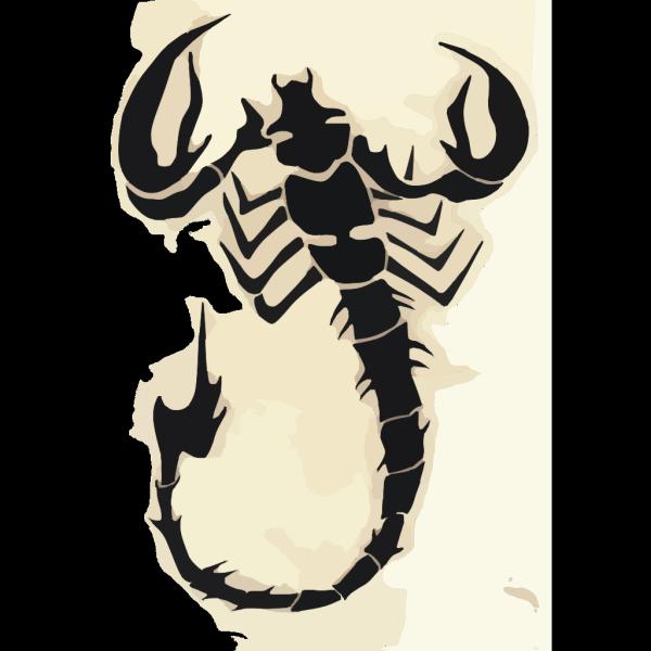 Scorpion PNG Clip art