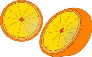 Orange PNG images