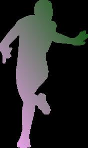 Retro Runner PNG Clip art