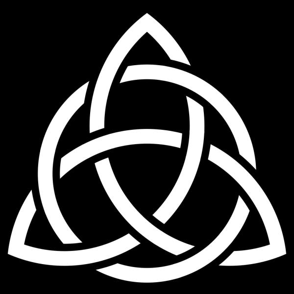 Triquetra PNG Clip art