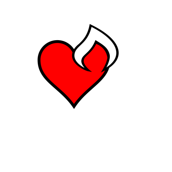 Heartfire PNG icons
