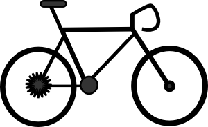 Riding A Bike PNG Clip art
